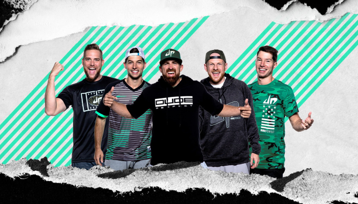 The Dude Perfect 2020 Tour