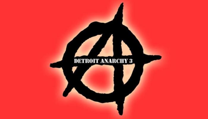 Detroit Anarchy 3 Punk Rock Festival