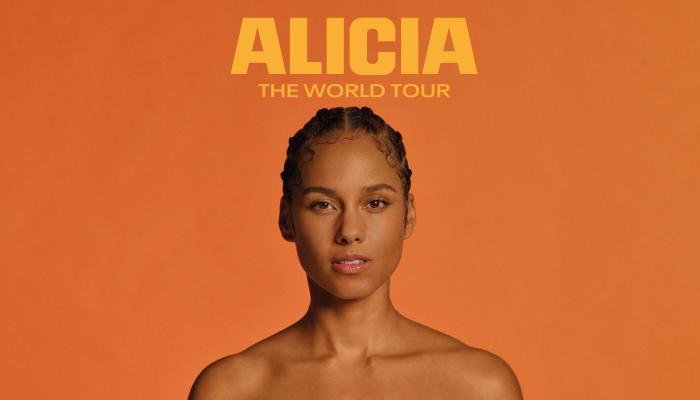 ALICIA The World Tour