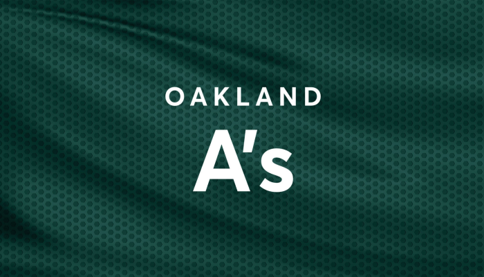 Oakland Athletics vs. Texas Rangers