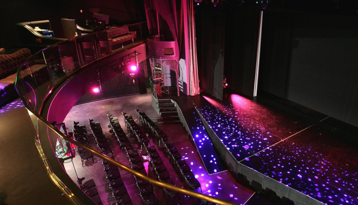 Chippendales Theater at Rio Las Vegas