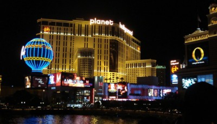 Criss Angel Theater at Planet Hollywood