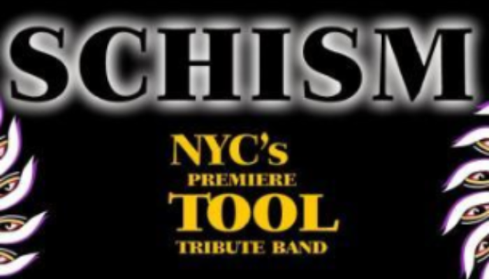 Schism: A Tribute to Tool - Concert Cruise Aboard The Lucille