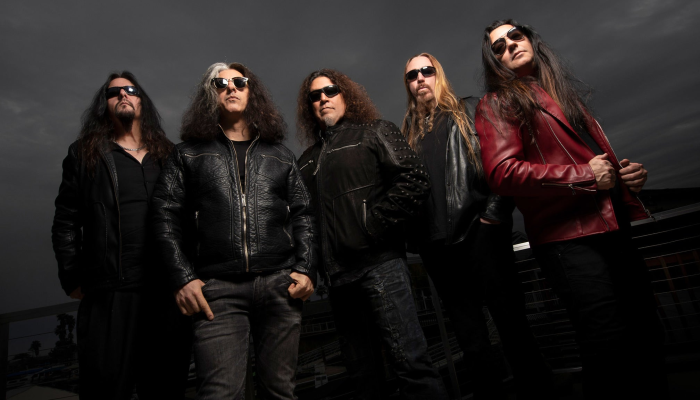 Testament With Special Guests