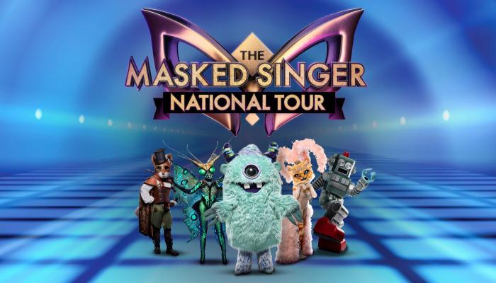 The Masked Singer National Tour