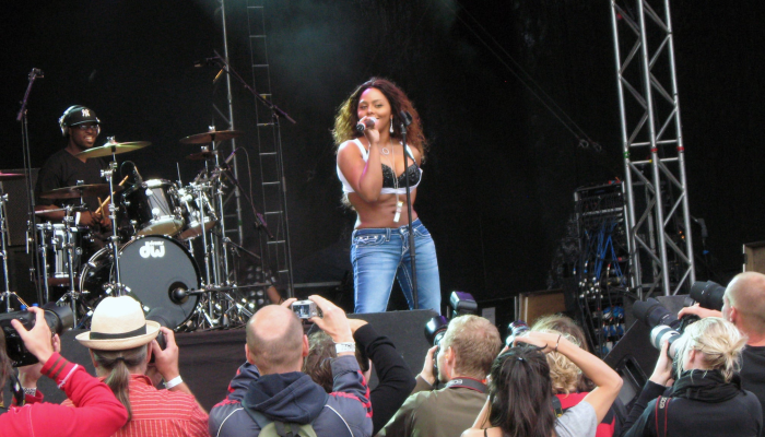 The Midwest Summerfest feat. Lil' Kim & Method Man and Redman