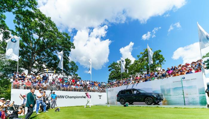 BMW Championship: Tournament Round