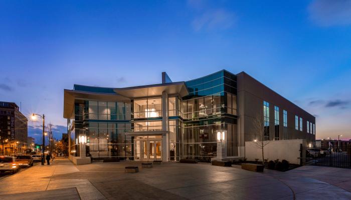 Halloran Centre at the Orpheum Theatre Memphis