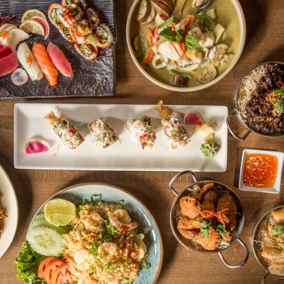 Silom Thai  Sushi