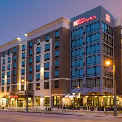 Hilton Garden Inn Memphis Downtown
