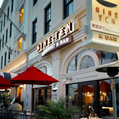 Nine - Ten Restaurant and Bar