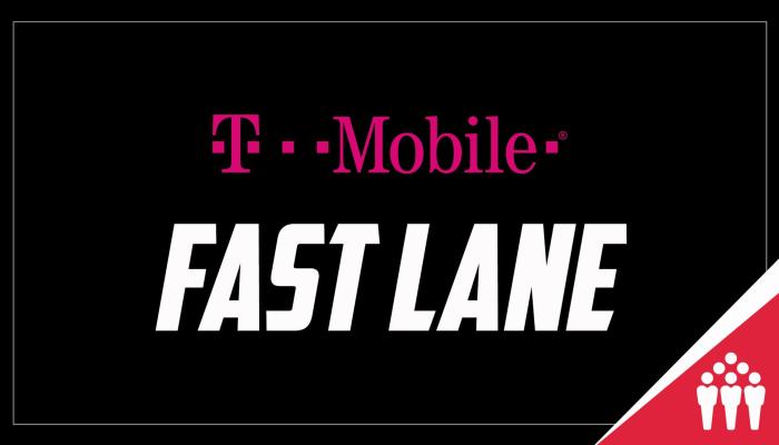 T-Mobile Fastlane: Backstreet Boys (NOT A CONCERT TICKET)