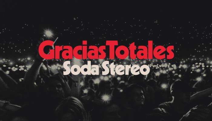 Soda Stereo - Gracias Totales