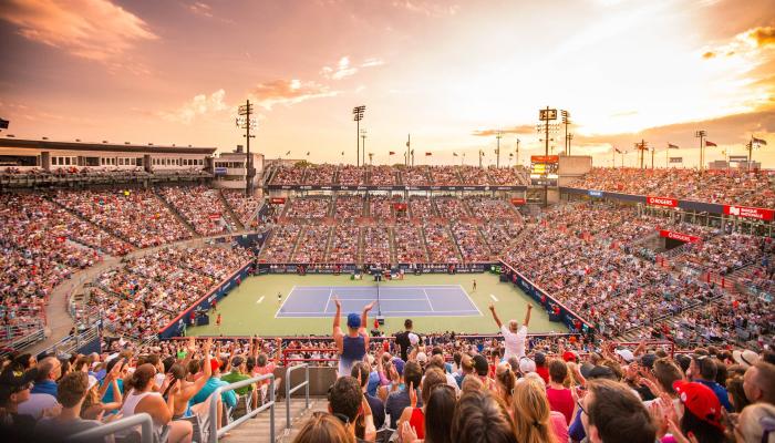 Coupe Rogers (Montréal - Femmes - WTA), SÉANCE 5