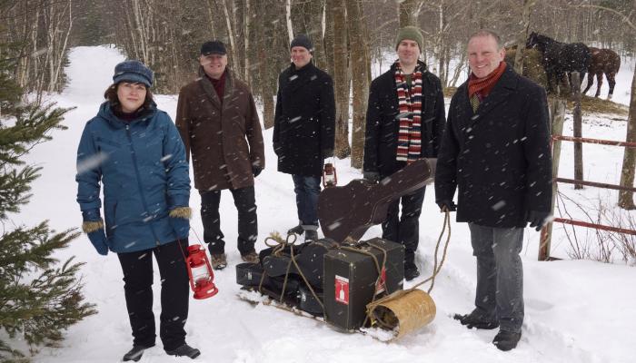 Barra MacNeils Christmas Concert