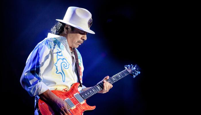 Santana / Earth, Wind & Fire: Miraculous Supernatural Tour 2021