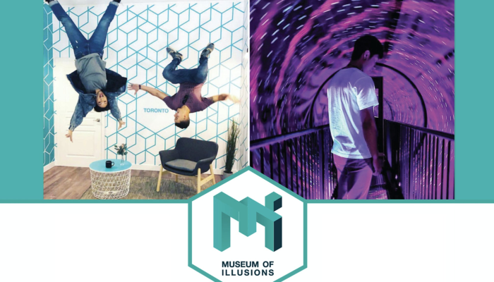 Museum of Illusions - August 22nd, 2021