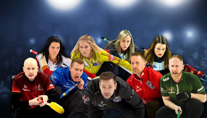 2021 Tim Hortons Curling Trials