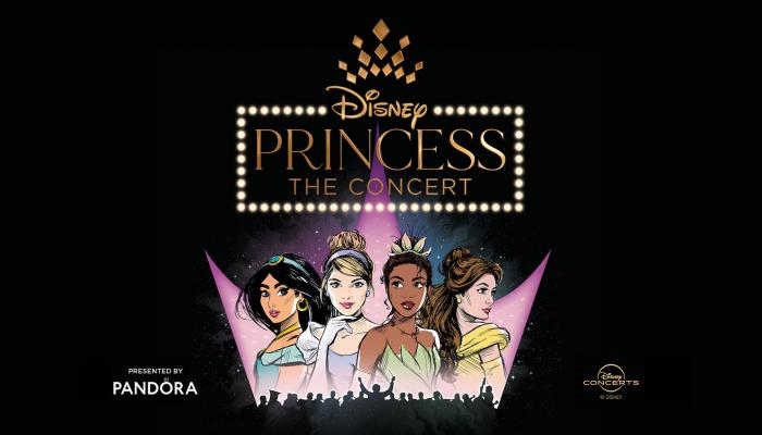 Disney Princess: The Concert Brought to you by Pandora