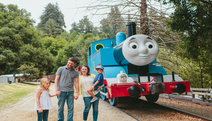 Day Out With Thomas (TM), All Day Pass