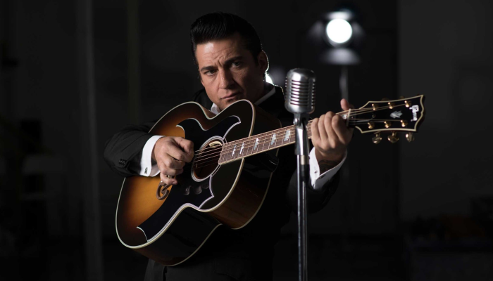 The Man In Black: Tribute To Johnny Cash