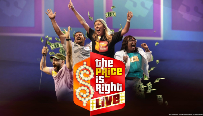 The Price is Right Live - The Big Wheel Upgrade