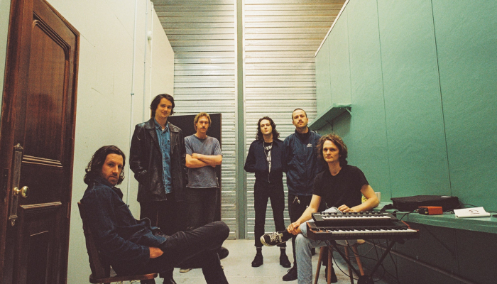 King Gizzard and the Lizard Wizard touring With Leah Senior