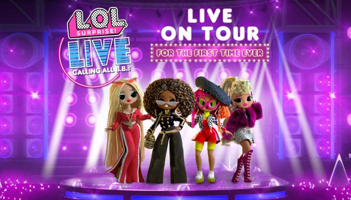 L.O.L. Surprise! Live